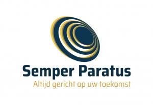 Logo Semper Paratus B.V. - Minerva Vitale